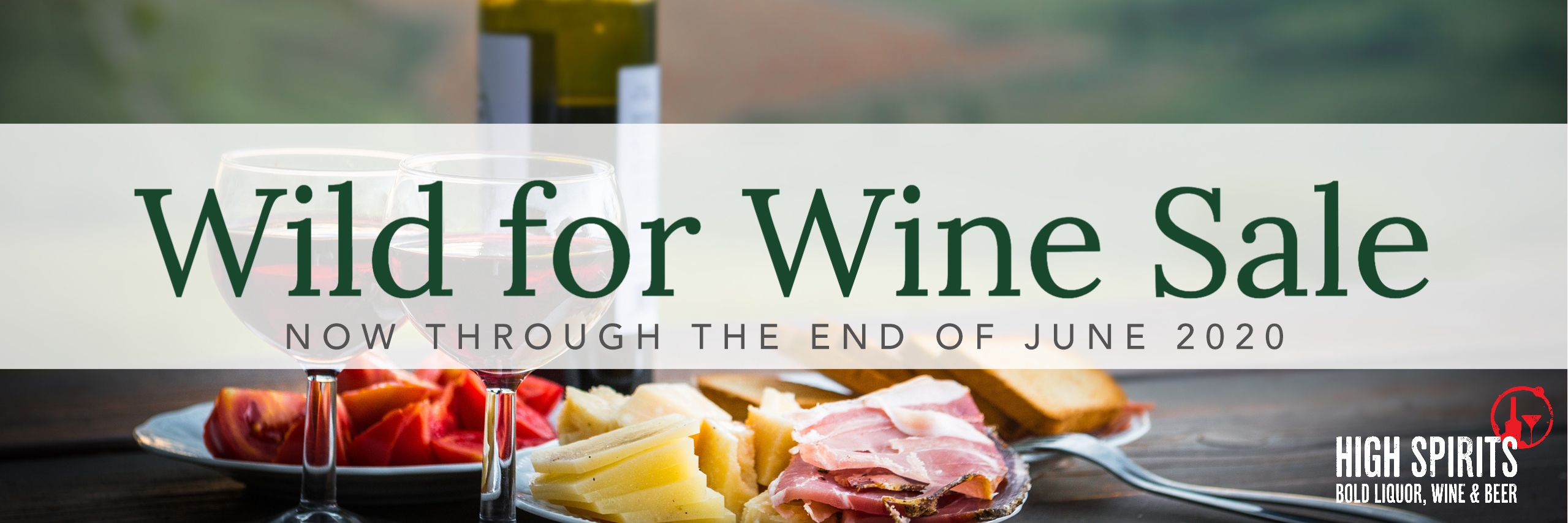 WSWS Wild for Wine Sale