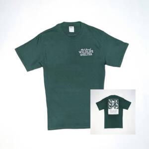 WSWS Green TShirt