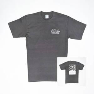 WSWS Charcoal TShirt