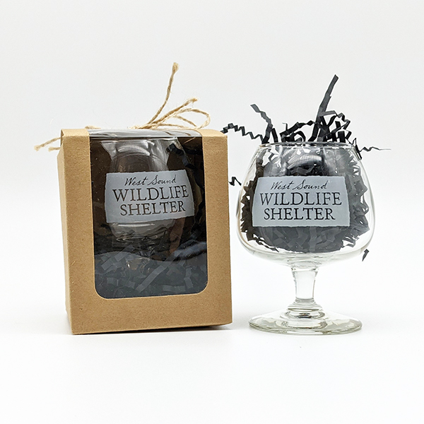 WSWS Snifter Glass