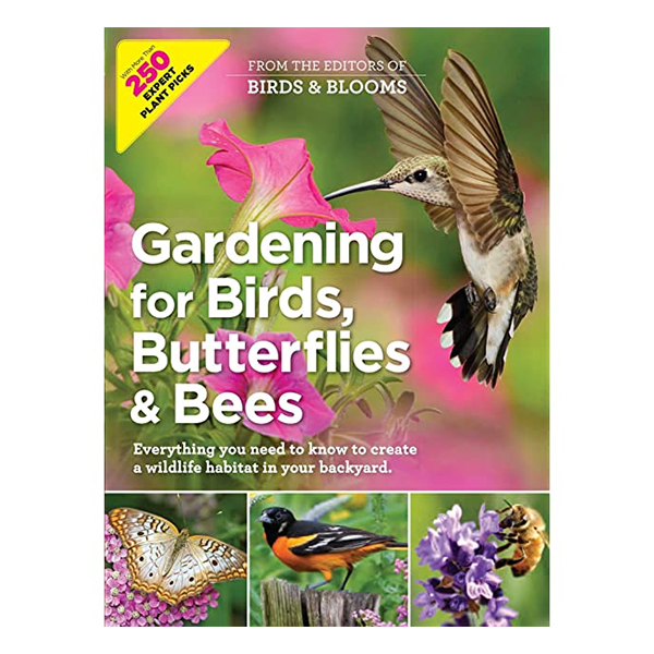 WSWS Gardening for Birds, Butterflies, and Bees