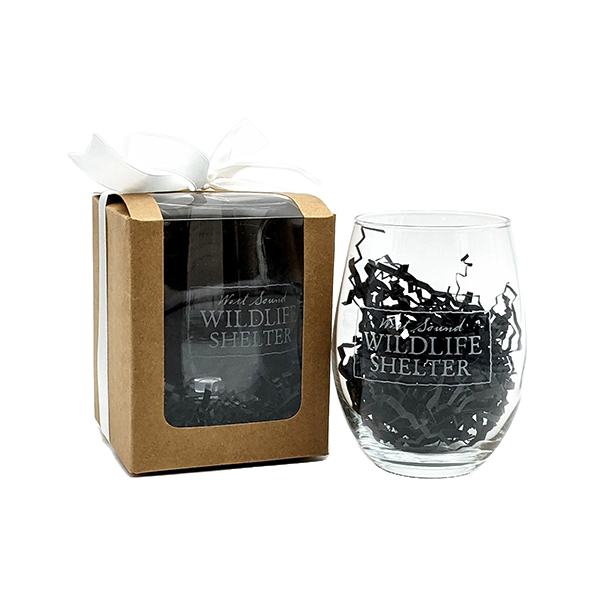 WSWS Stemless WIneGlass 4in