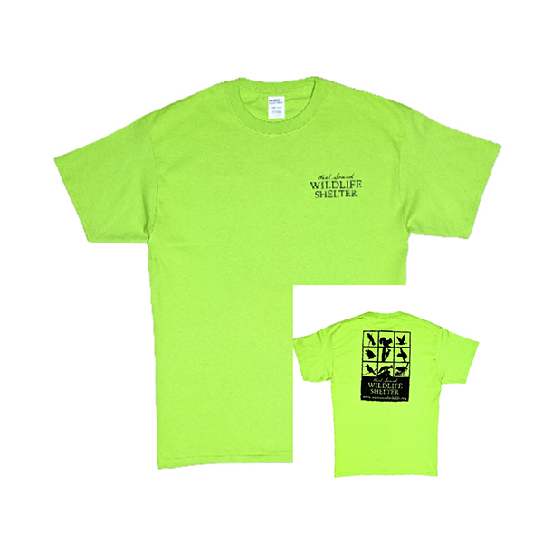WSWS ime green short sleeve t-shirt