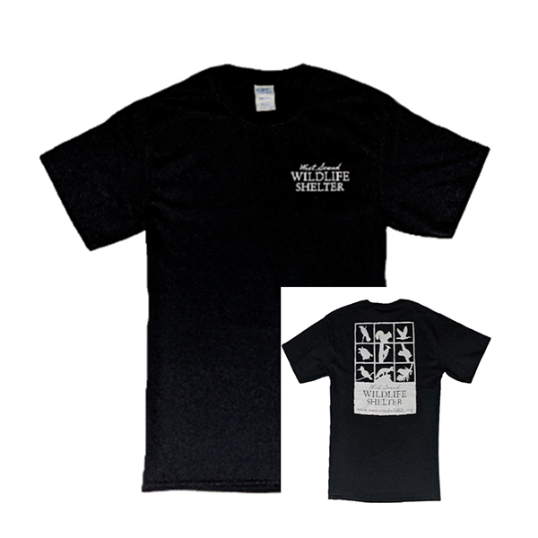 WSWS black short sleeve t-shirt