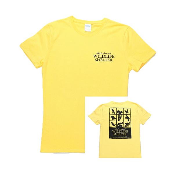 WSWS daffodil ladies t-shirt