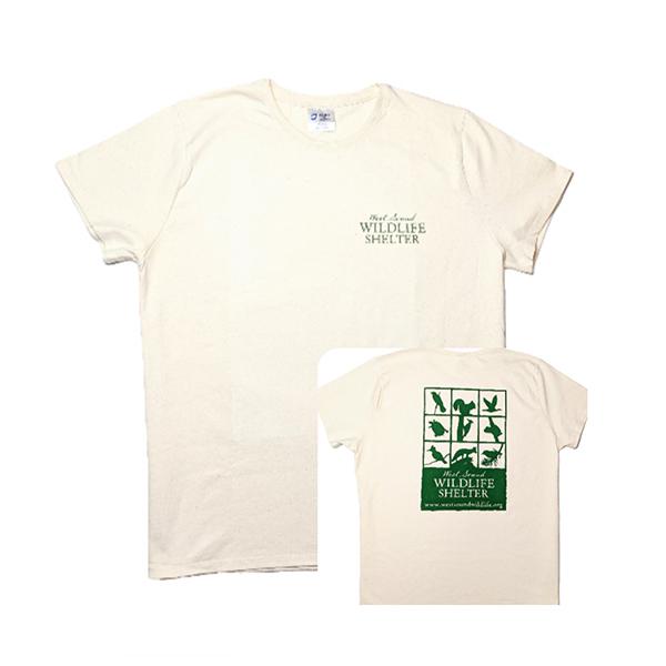 WSWS natural ladies t-shirt