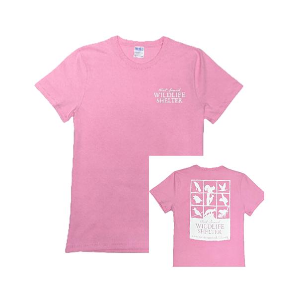 WSWS pink ladies tshirt