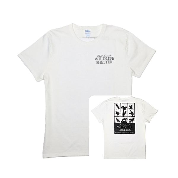 WSWS white ladies tshirt