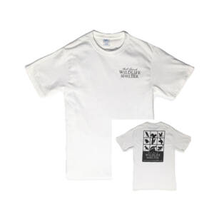WSWS white short sleeve t-shirt
