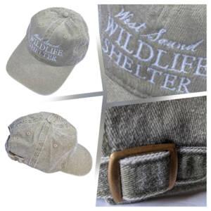 WSWS Khaki with khaki bill baseball cap