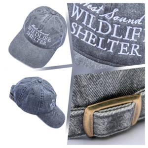 WSWS Smoke with smoke bill baseball cap