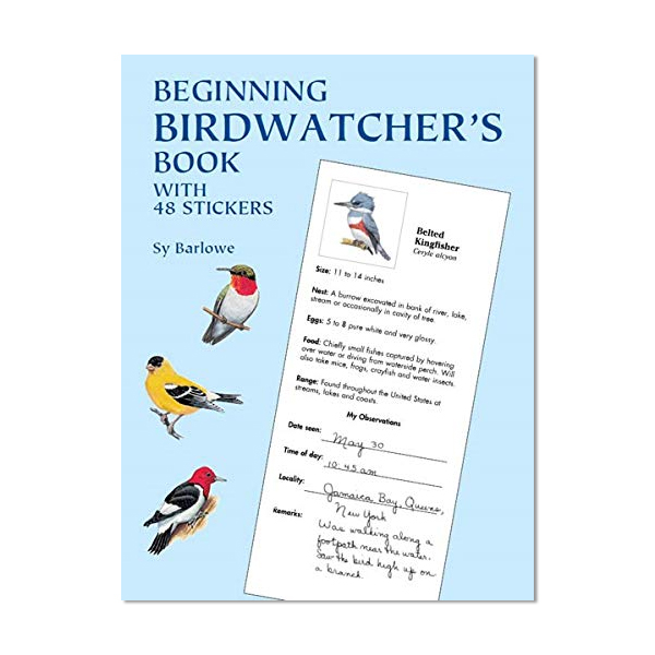 WSWS Beginning Birdwatcher's Book